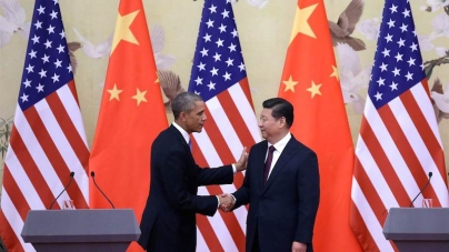 Coldwar 2.0 China vs. America