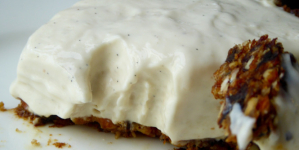 Eat Your Coconut Cheesecake Ice Cream Pie for Thanksgiving
