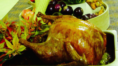 Hungry Empress' Gypsy Style Thanksgiving