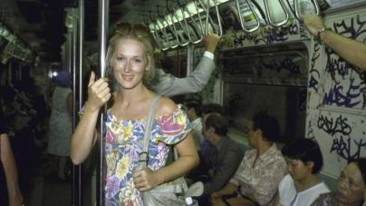 Meryl Streep Too Ugly For 1976's King Kong