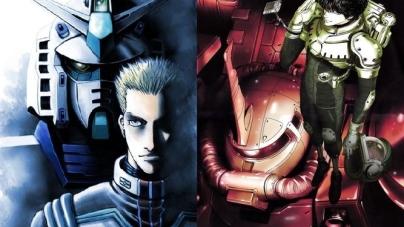 New Trailer for Mobile Suit Gundam Thunderbolt