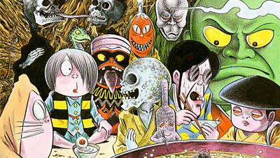 Beloved manga artist, Shigeru Mizuki, Dies