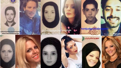 Young Iranians Took to Instagram to Show How They Really Look Like