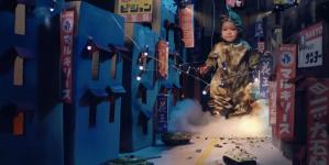 Dad Turned Daughter into a Mini Godzilla Movie
