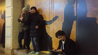 Lea Salonga's Sidewalk Rendition of The Whole New World