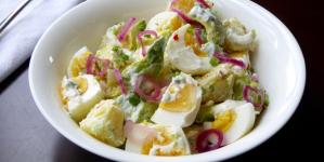 Hungry Empress' Potato Egg Avocado Salad