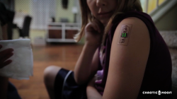 The Future is Here: Biowearable Electronic Tattoos