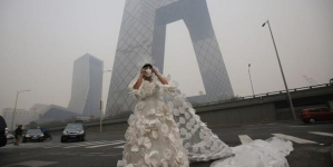 Beijing Smog Time Lapse Video