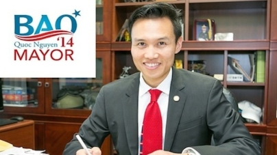 Bao Nguyen, First Out Gay Mayor of Garden Grove, CA