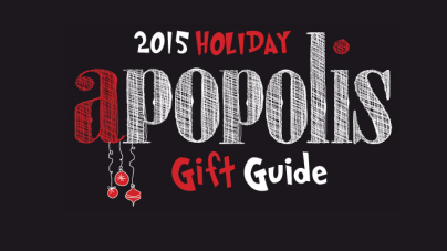 Apopolis' 2015 Holiday Gift Guide