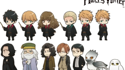 Harry Potter Goes Chibi with Japan Exclusive Merchandise