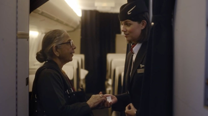 British Airways' Viral Commercial