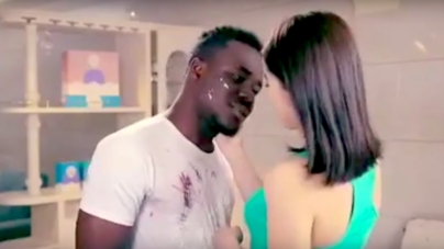 Chinese Laundry Detergent Ad Features Racial Transformation