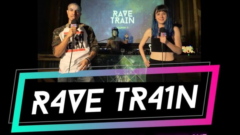 Rave Train by Producers Danny Ho & Mitchel Dumlao