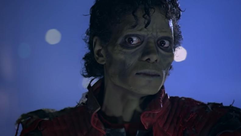 Cyborg / Metamorphosis / Skin aka Michael Jackson the Monster